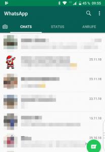 Whatsapp Weihnachts Kettenbrief Als Urheberrechts Abzocke